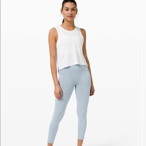 "Lululemon Invigorate 25"" Chambray"